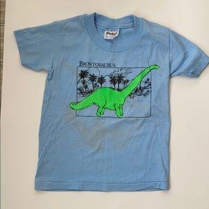 Vintage 90s Brontosaurus Tee